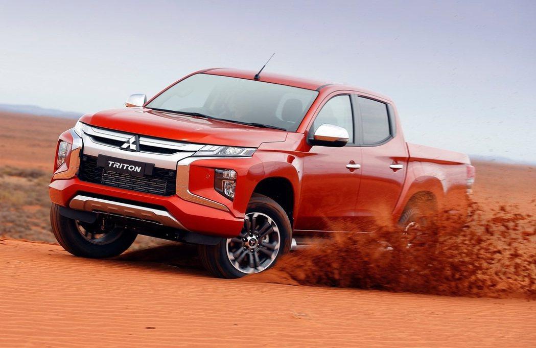 Mitsubishi將更多的研發資源轉向開發這些地區歡迎的車型。 摘自Mitsu...