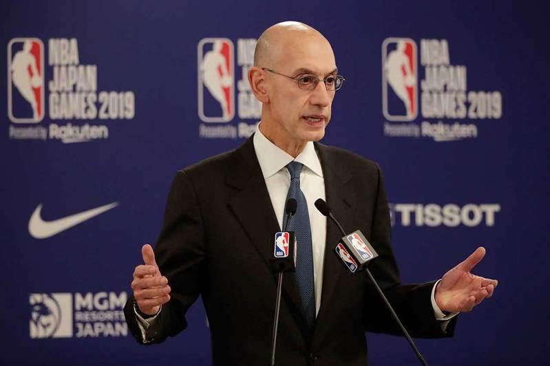 NBA為防止球員在客製球衣印上不雅字眼,提供29個特定標語讓球員選擇。 美聯社資料照片