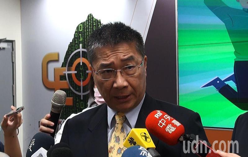 釣魚台更名,內政部長徐國勇今表示,這是地方政府的權責,再報請中央「核備」。記者王長鼎/攝影