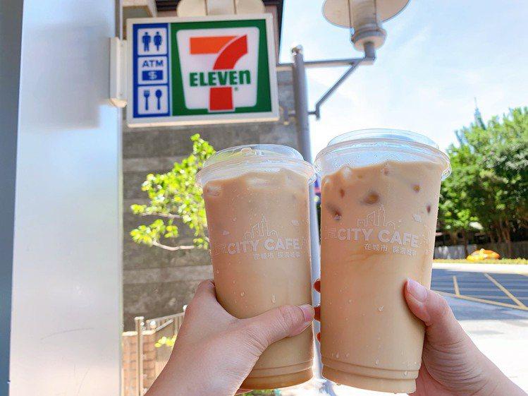 7-ELEVEN祭出端午加碼LINE優惠,即日起至6月28日CITY CAFE特...