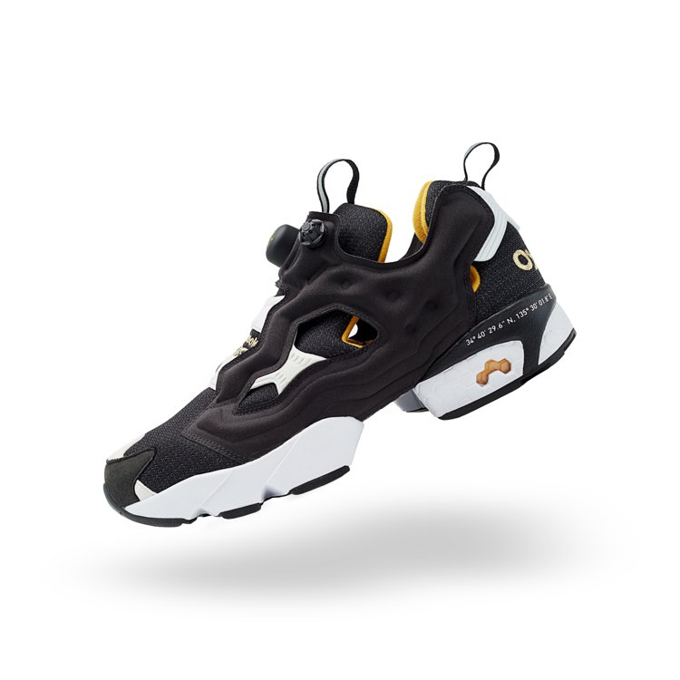 Reebok Instapump Fury City Pack系列OSAKA鞋5...