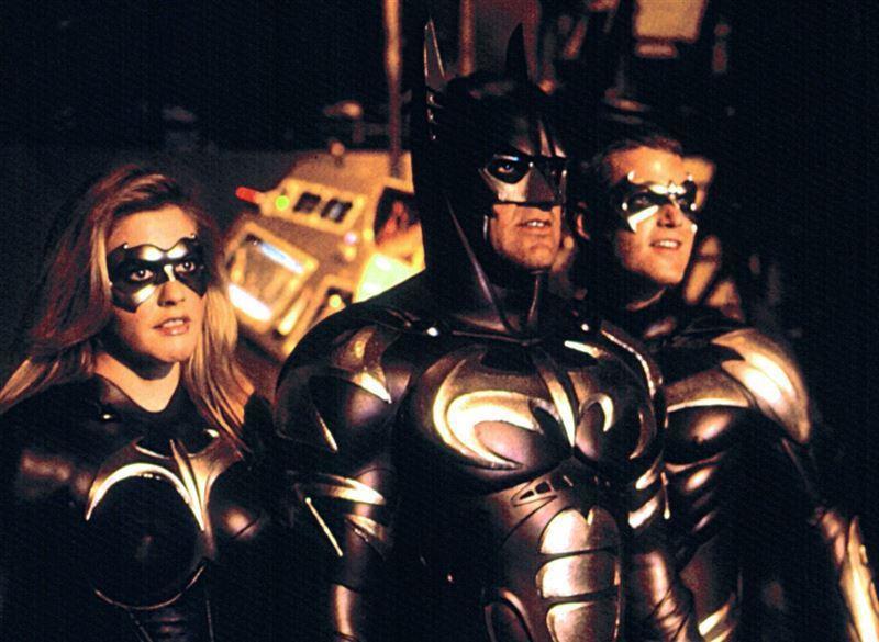 喬舒馬克執導的「蝙蝠俠4:急凍人」上映後招致不少罵名,他還曾出面向漫畫迷道歉。圖