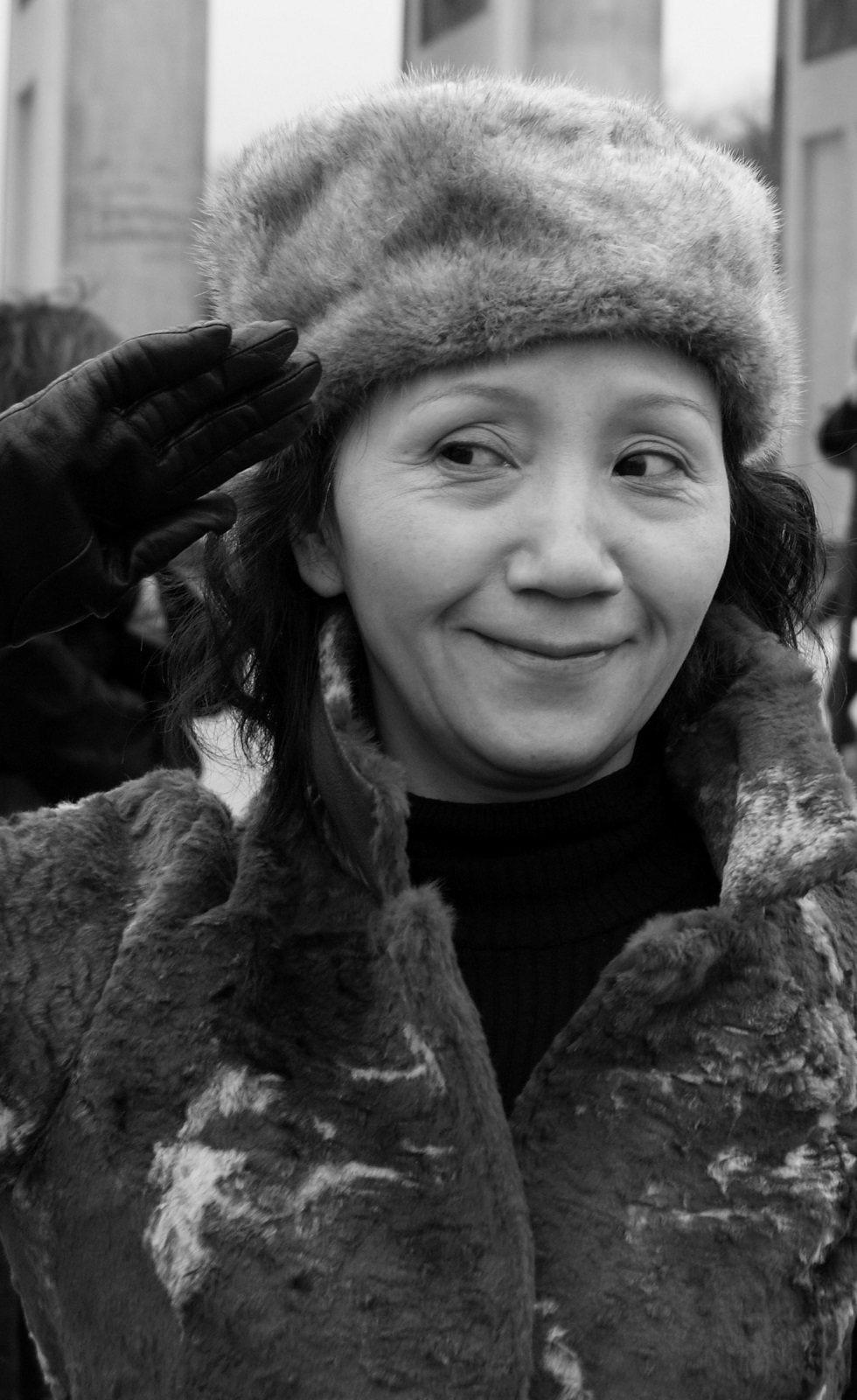 台北電影節國際新導演競賽評審陸弈靜。圖/台北電影節提供
