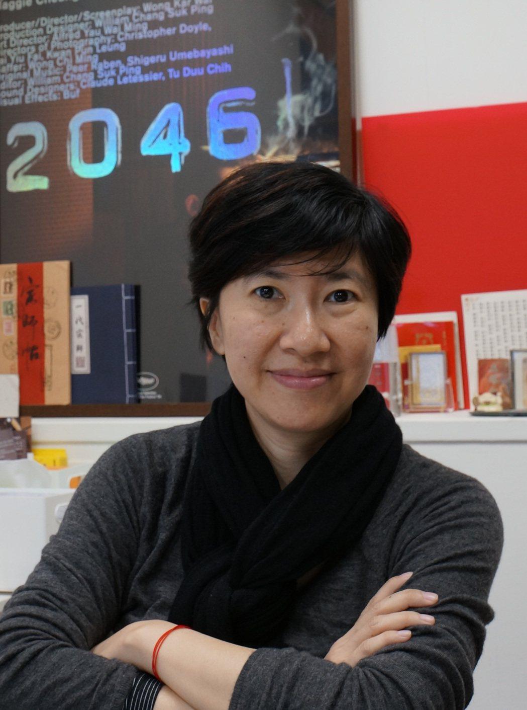 台北電影節國際新導演競賽評審陳寶旭。圖/台北電影節提供