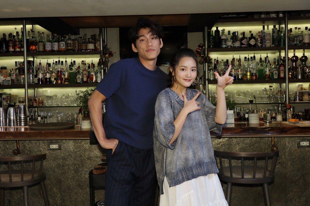 朱軒洋(左)和王淨(右)皆入圍今年台北電影節。圖/E!Studio藝鏡到底提供