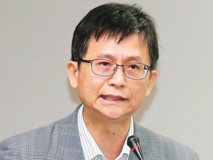 环保署前副署长、现任律师詹顺贵。本报资料照片