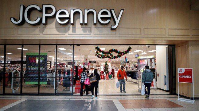美國連鎖百貨業者J.C.Penney 5月15日聲請破產保護。路透社