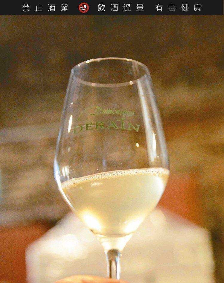 這一杯裡除了葡萄,幾乎沒有別的。圖/Rebecca提供