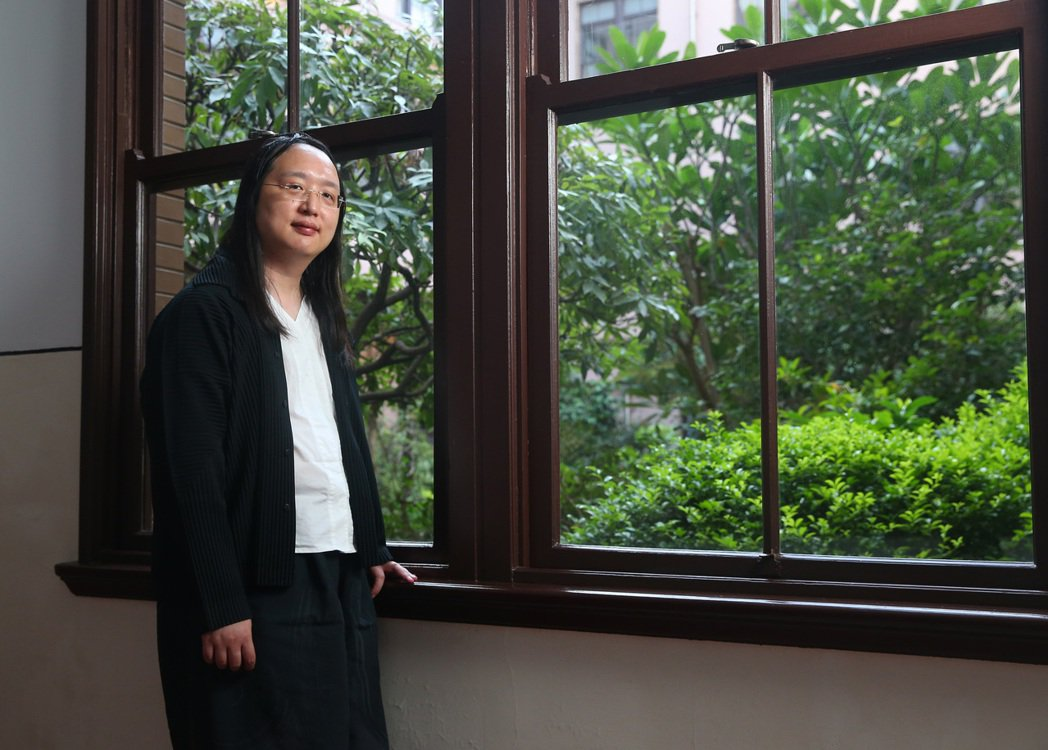 唐鳳對萬事萬物都保持開放態度。記者林澔一/攝影