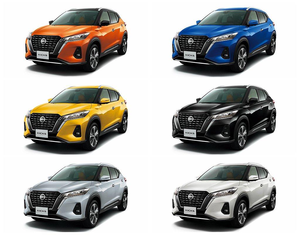 Nissan汽車導入小改款Kick至日本並於6月底開始販售,售價自2,759,9...