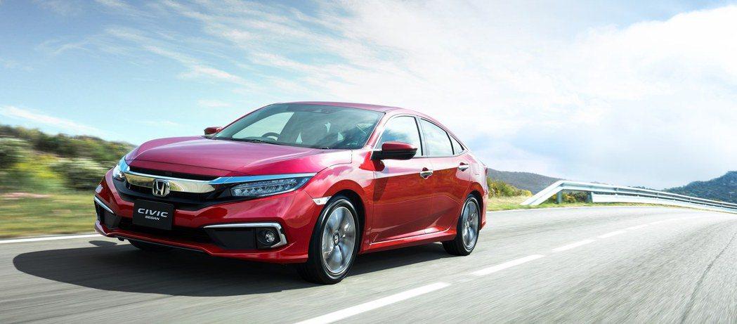 日規Honda Civic Sedan即將停產。 摘自Honda
