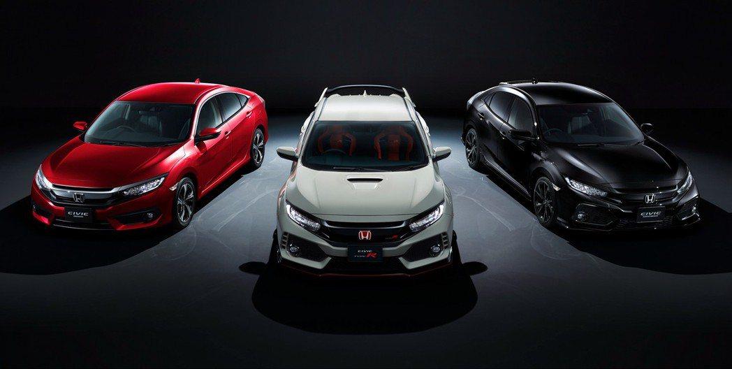 現行第十代Civic也是一直到2017年才以「逆輸入」的方式從英國導入日本市場。...