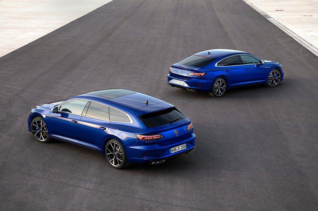 全新Volkswagen Arteon R、Arteon Shooting Br...