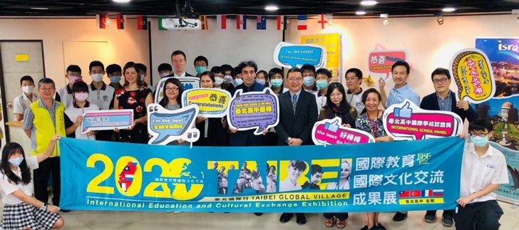泰北高中積極打造國際級的雙語學習環境,持續創新教學。 該校/提供