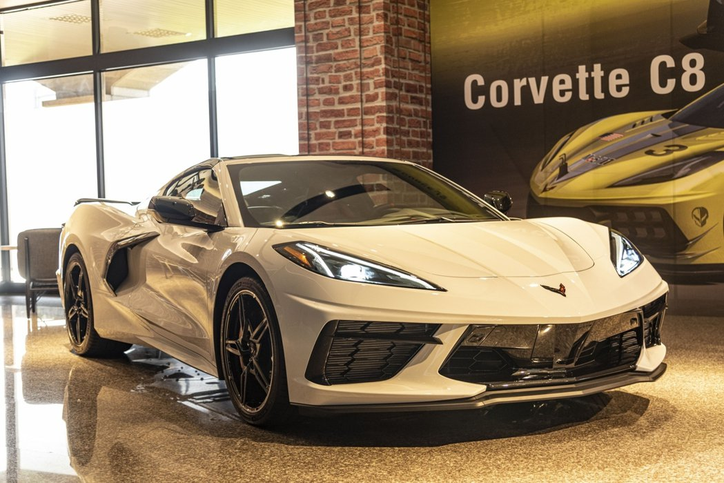 Chevrolet Corvette C8。 圖/三一國際提供