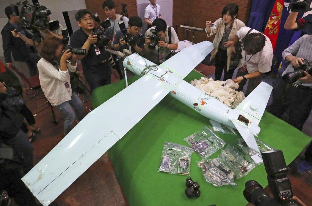 南韓對於無人機的管制相當嚴格,這也是因為與北韓長年的敵對關係所致。圖為2017年...