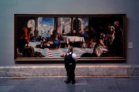 全球博物館漸漸重開大門,但許多被裁員的館員卻再也回不去。這些人大部分都是在第一線...