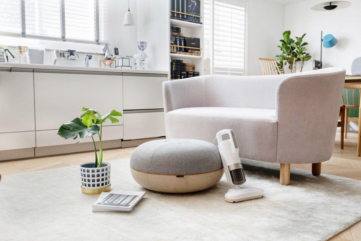 買好一點的吸塵器、塵蟎機,打掃更不費力! 圖/設計家、蛙家