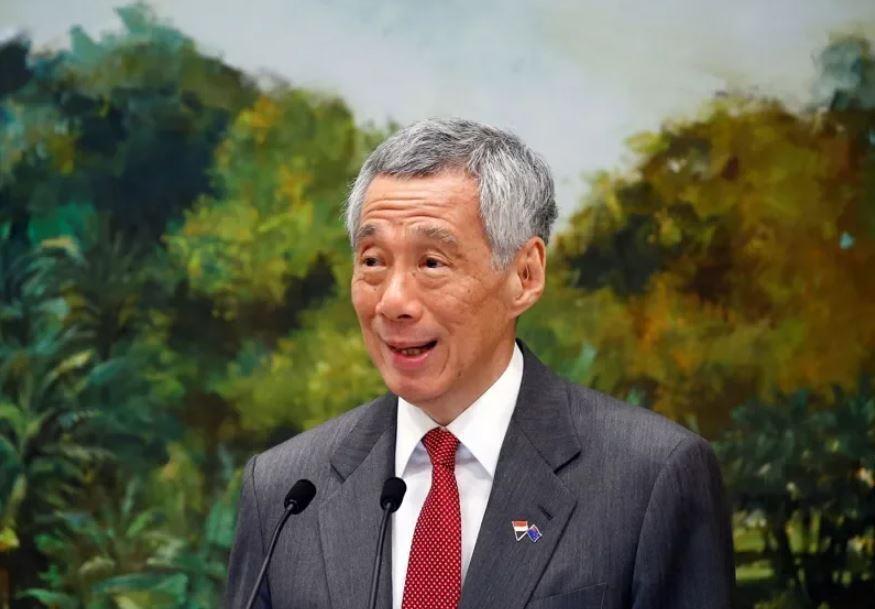 新加坡總理李顯龍。路透