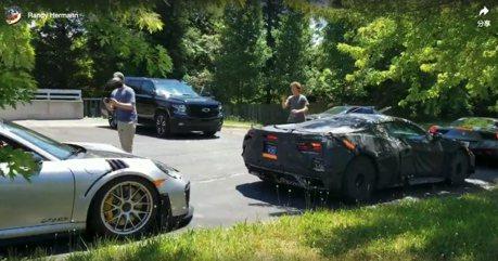 影/Corvette Z06 C8將挑戰法拉利與保時捷?