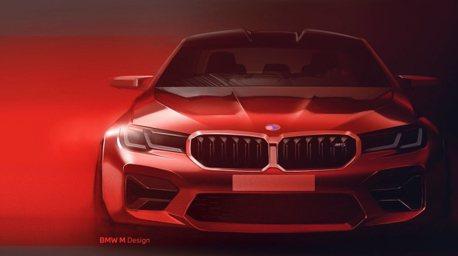 外傳BMW M5 CS將擁有 641匹馬力!比Mercedes-AMG E 63 S還猛!