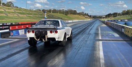 影/世界最速Nissan GT-R寶座又被篡位了! 6.47秒跑完零四加速!