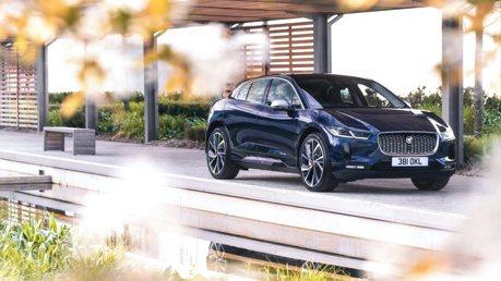 2021新年式Jaguar I-Pace純電休旅新增了什麼好料?