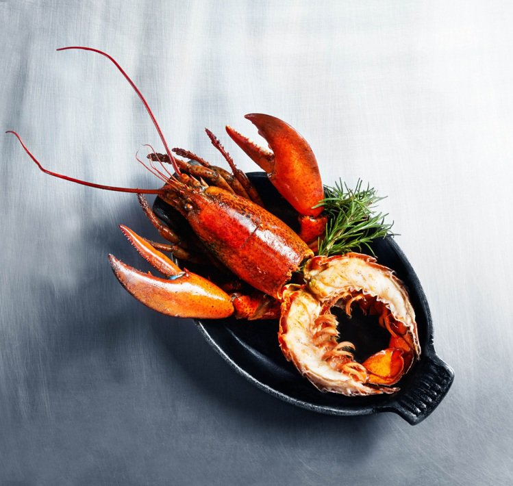 夏慕尼推出15元換龍蝦的慶祝活動。圖/王品提供
