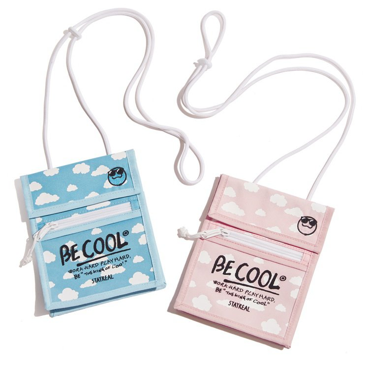 Stayreal Be Cool系列隨身小包1,280元。圖/Stayreal提...