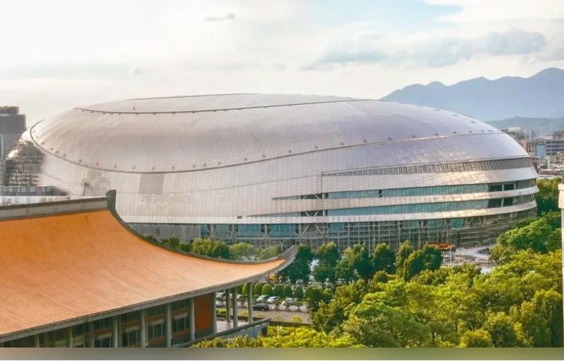台北市議員簡舒培今天接受廣播專訪表示,她質疑遠雄大巨蛋案,背後有一隻黑手、一套劇本在安排著大巨蛋復工。圖/聯合報系資料照片