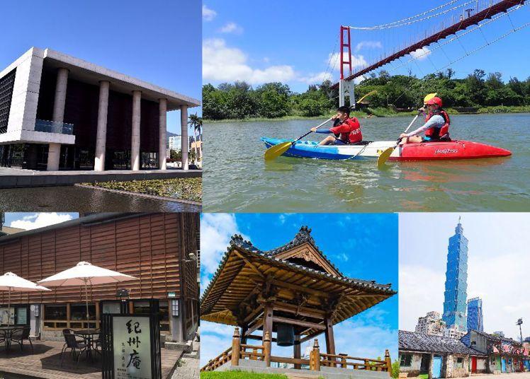 旅遊業者推出IG網美之旅,帶隊重新認識大台北。圖/佳瑛旅行社提供