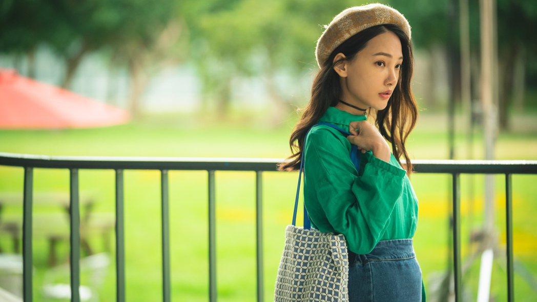 林映唯飾演陳妤的好友。圖/華映提供