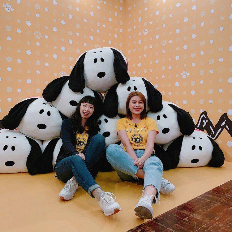 新光三越台南新天地6/24至8/5在6F C區文化館舉辦全台首場「PEANUTS...