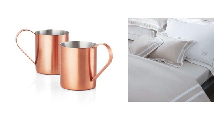 (左)6/27 Crate & Barrel 莫斯科騾子杯價值1,360元,5折...