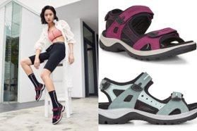 高溫警報來襲救星!機能性夏季涼鞋時穿出運動時尚風潮