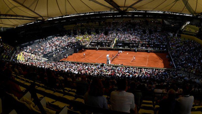 德國網球賽將開放球迷進場(示意圖)。 美聯社