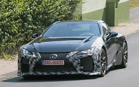 Lexus LC F傳出開發中止消息 原因並不令人意外…
