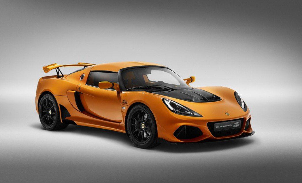Lotus Exige Sport 410 20th Anniversary E...