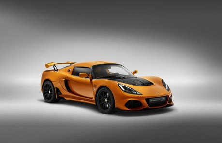 慶祝車系20周年Lotus發表Exige Sport 410 20th Anniversary Edition!