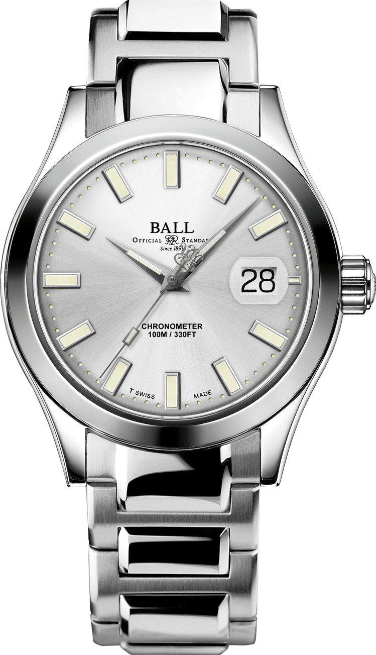 Ball,Engineer系列 Marvelight Chronometer腕表...