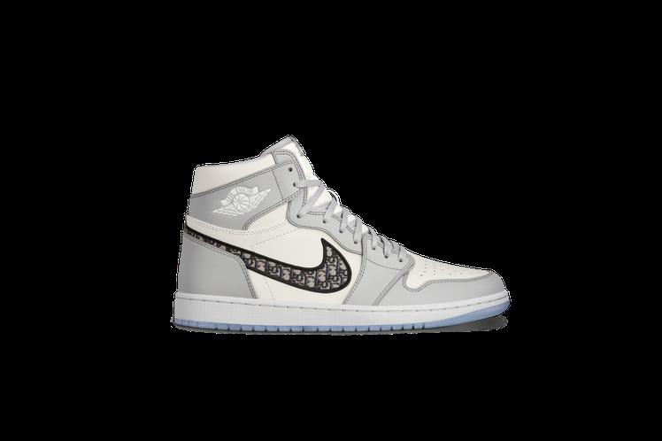 DIOR Air Jordan 1 OG高筒球鞋80,000元。圖/DIOR提供