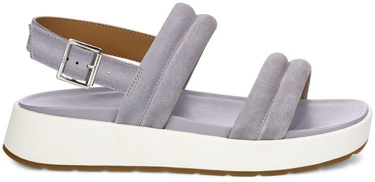 UGG Lynnden方頭涼鞋5,000元。圖/藍鐘提供