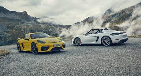 2021新年式Porsche 718 GT4車系 PDK變速箱終於上身!