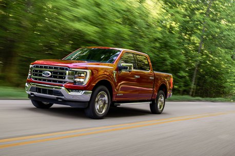 皮卡之王再進化!全新第十四代Ford F-150結合節能、實用性、同級最強登場