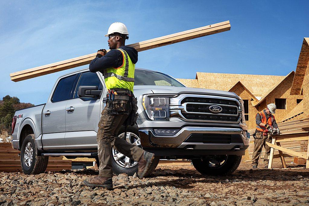 全新第十四代Ford F-150從車體架構、動力、實用性等提升來滿足買家用車需求...