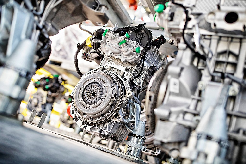 福斯集團旗下都會車所使用的小排氣量引擎,幾乎都來自Skoda位於捷克Mlada ...