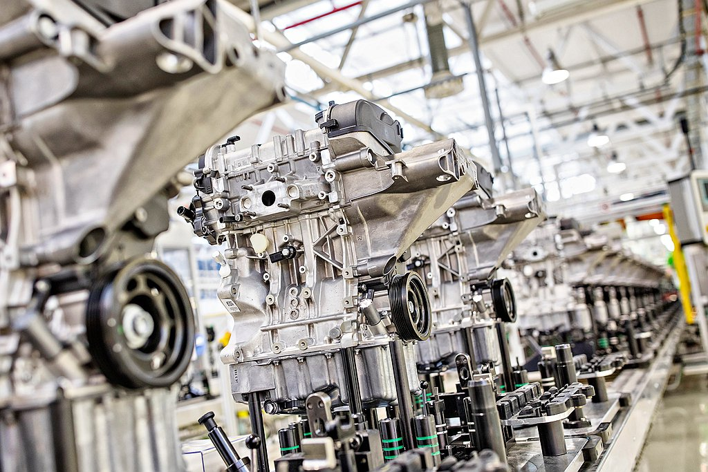 Skoda汽車位於捷克Mlada Boleslav廠,在短短8年之內就累積生產超...