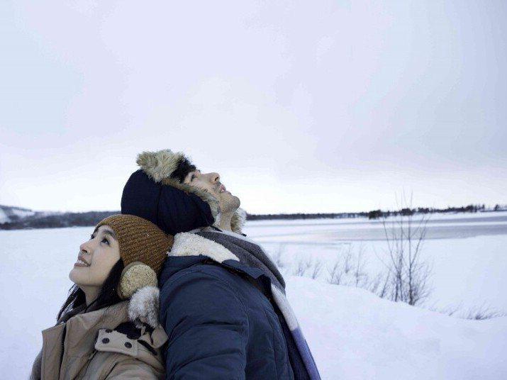 看到林依晨大老遠去北極和自己的凍卵對話,竟覺得感動。在瑞典交換學生的時候,常在餐...