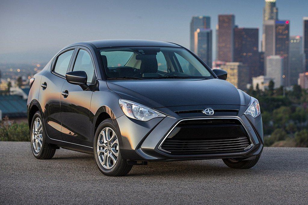 Toyota Yaris車系在北美市場已經有14年的銷售歷史,也曾掛上Scion...