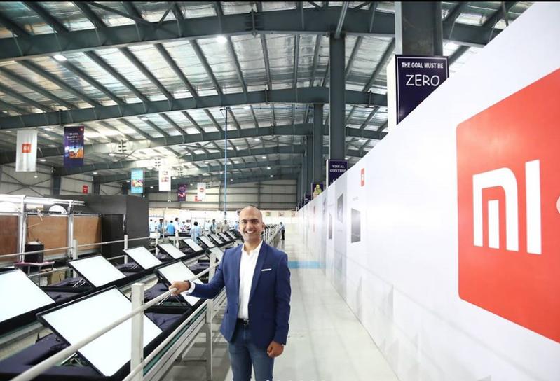 小米的印度負責人Manu Kumar Jain說,反中情緒出現在社群媒體,但未實質影響該公司業務。取自Instagram@manukumarjain